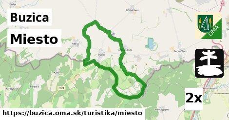 ilustračný obrázok k Miesto, Buzica