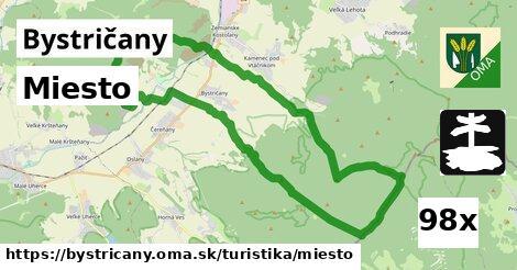 ilustračný obrázok k Miesto, Bystričany