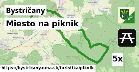 ilustračný obrázok k Miesto na piknik, Bystričany