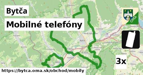 Mobilné telefóny, Bytča