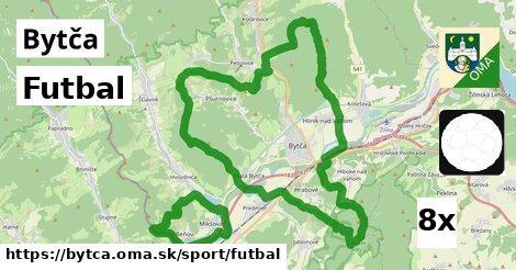Futbal, Bytča