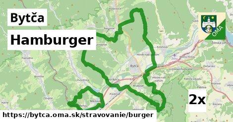 Hamburger, Bytča