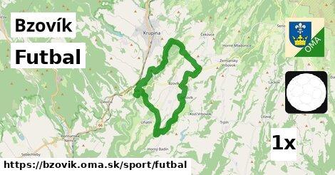 futbal v Bzovík