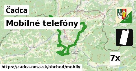 ilustračný obrázok k Mobilné telefóny, Čadca