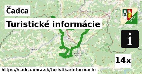 ilustračný obrázok k Turistické informácie, Čadca