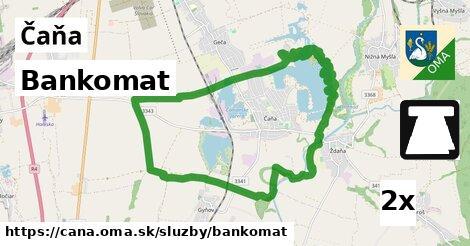 ilustračný obrázok k Bankomat, Čaňa