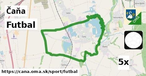 ilustračný obrázok k Futbal, Čaňa