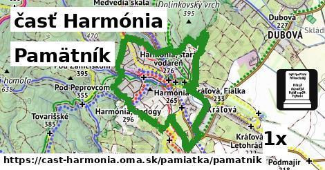 ilustračný obrázok k Pamätník, časť Harmónia