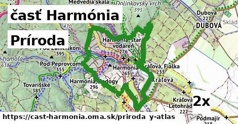 príroda v časť Harmónia