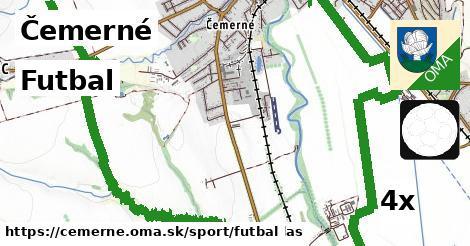 futbal v Čemerné
