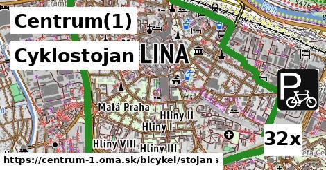 cyklostojan v Centrum(1)