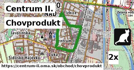 ilustračný obrázok k Chovprodukt, Centrum II.