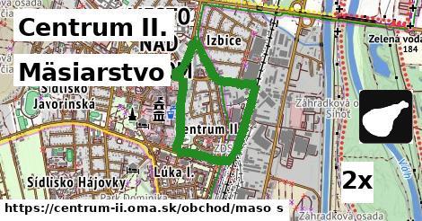 ilustračný obrázok k Mäsiarstvo, Centrum II.