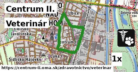 ilustračný obrázok k Veterinár, Centrum II.