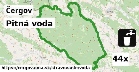 ilustračný obrázok k Pitná voda, Čergov