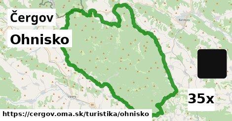 ilustračný obrázok k Ohnisko, Čergov