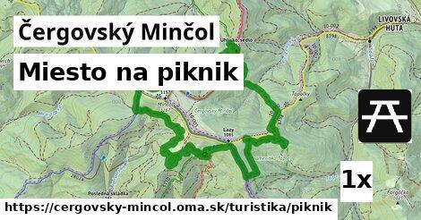 ilustračný obrázok k Miesto na piknik, Čergovský Minčol