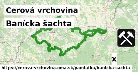 ilustračný obrázok k Banícka šachta, Cerová vrchovina