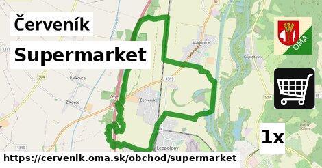 supermarket v Červeník