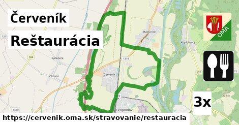 ilustračný obrázok k Reštaurácia, Červeník