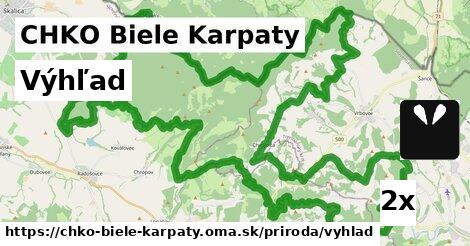 ilustračný obrázok k Výhľad, CHKO Biele Karpaty