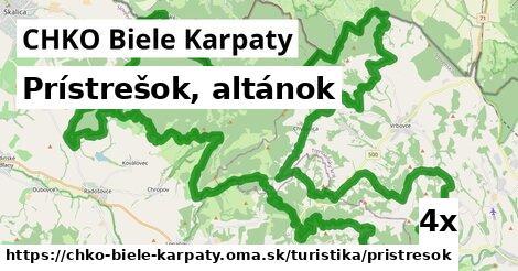 ilustračný obrázok k Prístrešok, altánok, CHKO Biele Karpaty