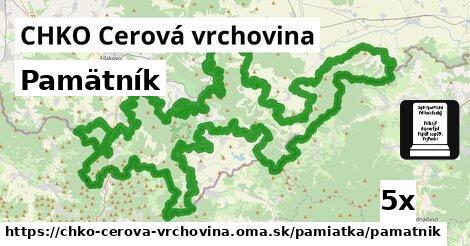 ilustračný obrázok k Pamätník, CHKO Cerová vrchovina