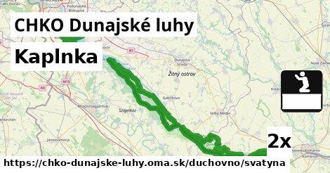 ilustračný obrázok k Kaplnka, CHKO Dunajské luhy