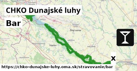 ilustračný obrázok k Bar, CHKO Dunajské luhy