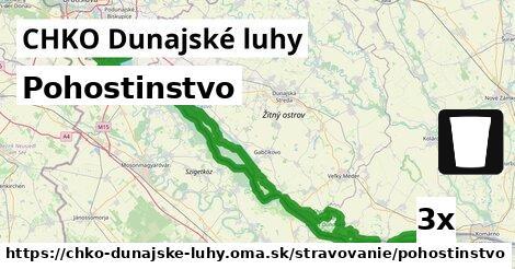 ilustračný obrázok k Pohostinstvo, CHKO Dunajské luhy