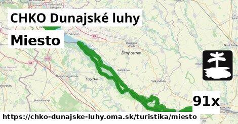 ilustračný obrázok k Miesto, CHKO Dunajské luhy