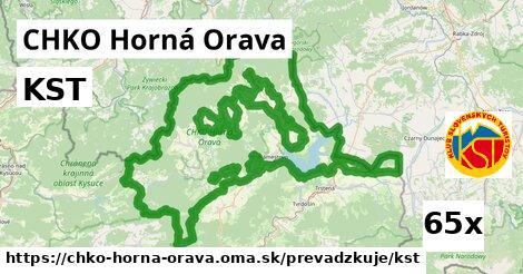 ilustračný obrázok k KST, CHKO Horná Orava