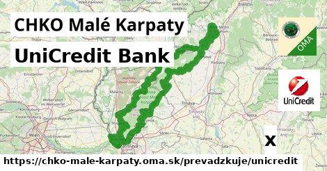 ilustračný obrázok k UniCredit Bank, CHKO Malé Karpaty