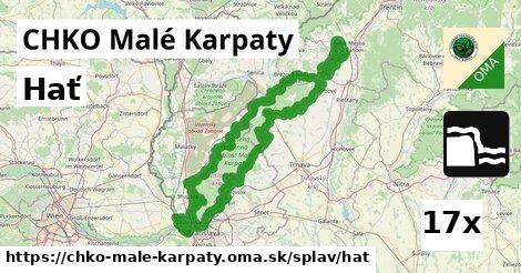 ilustračný obrázok k Hať, CHKO Malé Karpaty