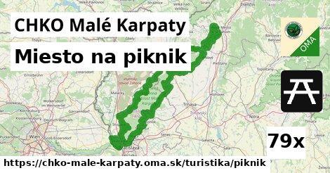 ilustračný obrázok k Miesto na piknik, CHKO Malé Karpaty