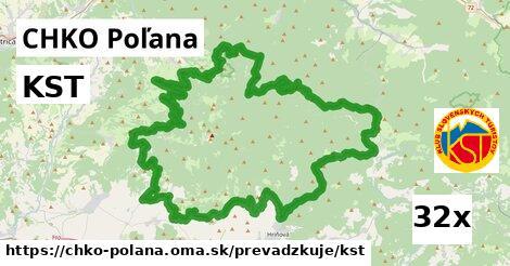 ilustračný obrázok k KST, CHKO Poľana