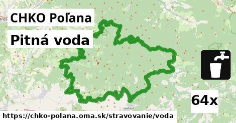 ilustračný obrázok k Pitná voda, CHKO Poľana