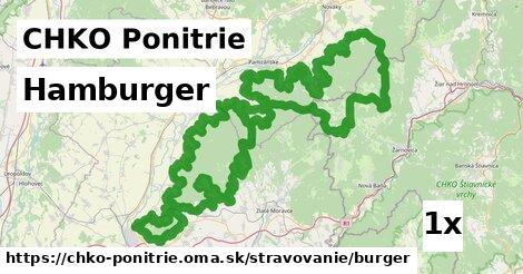 ilustračný obrázok k Hamburger, CHKO Ponitrie
