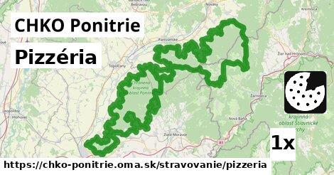 ilustračný obrázok k Pizzéria, CHKO Ponitrie