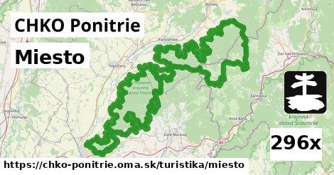 ilustračný obrázok k Miesto, CHKO Ponitrie