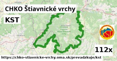 ilustračný obrázok k KST, CHKO Štiavnické vrchy