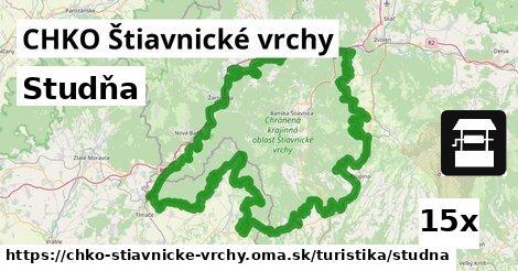studňa v CHKO Štiavnické vrchy