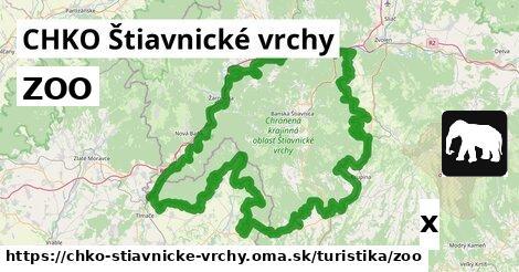 ilustračný obrázok k ZOO, CHKO Štiavnické vrchy