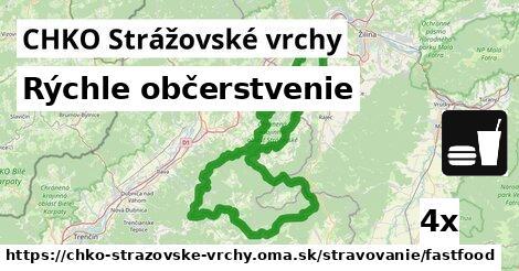 v CHKO Strážovské vrchy