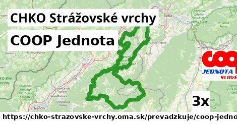 ilustračný obrázok k COOP Jednota, CHKO Strážovské vrchy
