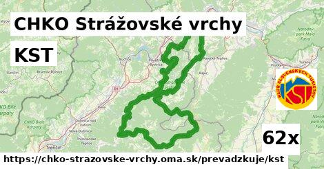 KST v CHKO Strážovské vrchy