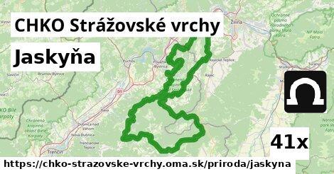 ilustračný obrázok k Jaskyňa, CHKO Strážovské vrchy
