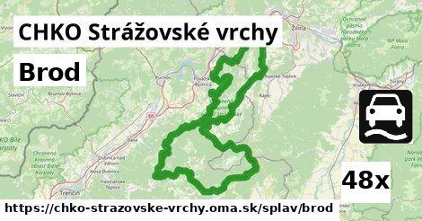 ilustračný obrázok k Brod, CHKO Strážovské vrchy