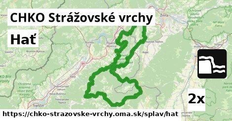 ilustračný obrázok k Hať, CHKO Strážovské vrchy