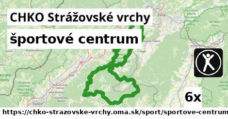 ilustračný obrázok k športové centrum, CHKO Strážovské vrchy
